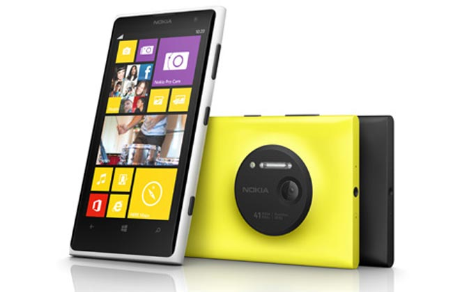 Unlocked Nokia Lumia 1020 Up For Pre-order In The UK