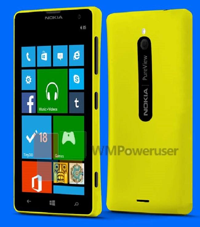 Lumia 729
