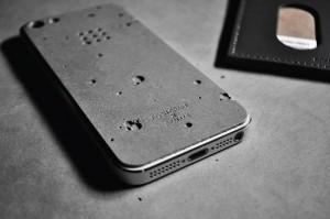 Luna Concrete iPhone Skin