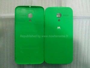 Motorola Moto X Back Covers Leaked