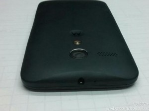 Moto X Gets Pictured From Behind