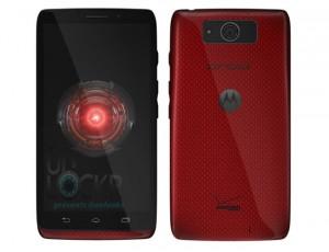 Red Motorola Droid Ultra Leaked