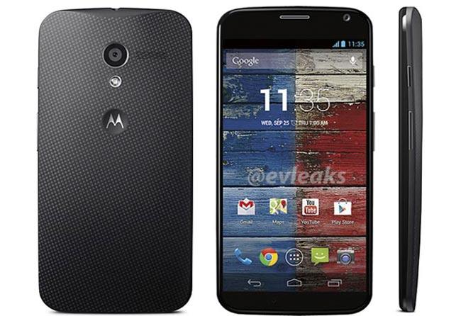 More Motorola Moto X Press Shots Leaked