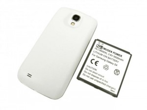 Samsung Galaxy S4 Gets Mugen Power 5,500 mAh Extended Battery