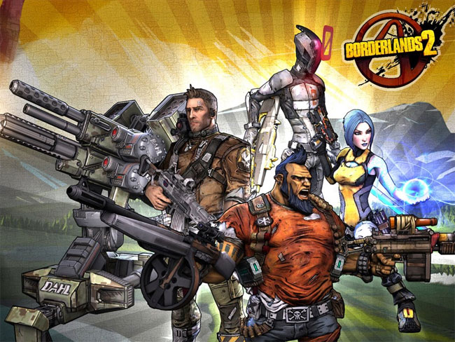 New Borderlands 2 DLC