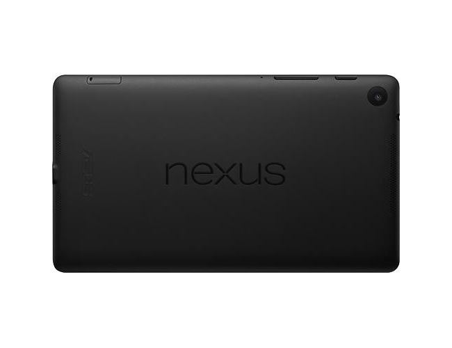New Nexus 7 Specs