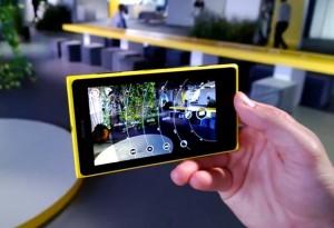 Nokia Lumia 1020 In Action (Video)
