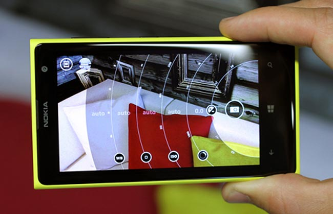 Nokia Pro Camera App