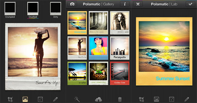 Polamatic Makes Your Android Pictures Look like Old-School Instant ...