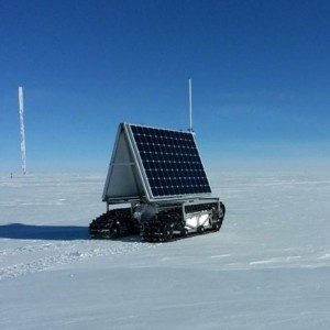 NASA Polar Rover Performs Well in Greenland Tests