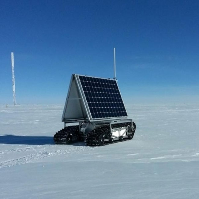 NASA Polar Rover Performs Well in Greenland Tests - Geeky ...