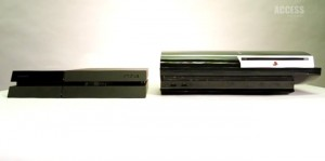 Sony Compares PS4 To PS3 To Show How Slim It Is