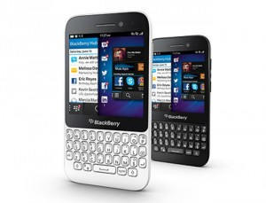 BlackBerry Q5 Headed To AT&T