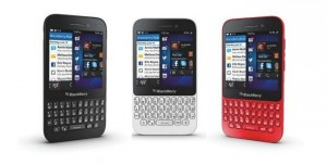 BlackBerry Q5 Launched In Canada
