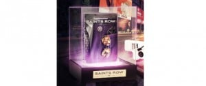 Saints Row IV Collector's Edition Comes in a Lighted Rotating Display Box