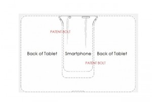 Samsung gets a patent for a phone that docks into a tablet