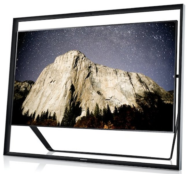 Samsung's New 4K 55 And 65 Inch TVs