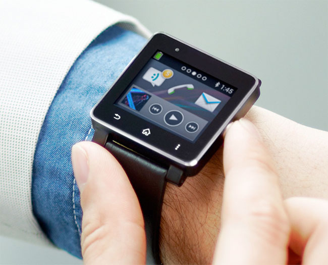 how to use smart watch whatsapp