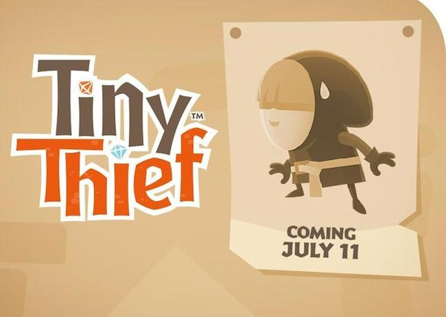 Rovio's Tiny Thief Game Lands On iOS July 11th (Video)