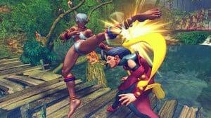Capcom Shows Off Ultra Street Fighter IV Screenshots