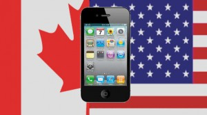Verizon Tries Pushing into Canada