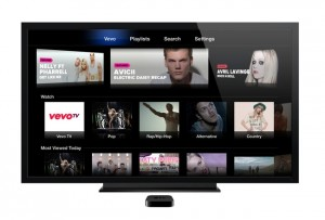 Apple TV Update Adds New Apps For Disney, Vevo And The Weather Channel