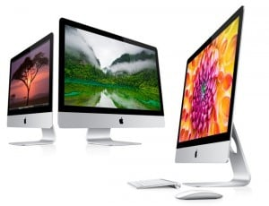 Apple iMac Haswell Equipped Systems Arriving Soon?