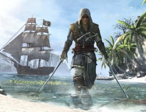 Assassin's Creed 4 Gameplay Trailer Demonstrates Conquering A Fort (video)