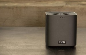Blazar Aluminium Bluetooth Speaker (video)