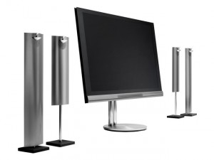 Bang & Olufsen BeoVision 12-65 Entertainment System Unveiled
