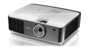 BenQ W1500 Wireless WHDI 3D Projector Now Available For $2,299