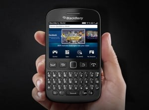 BlackBerry 9720 Handset Officially Announced (video)