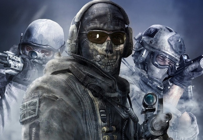 Call of Duty: Ghosts Dedicated Servers