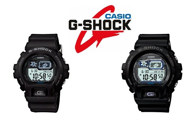 New Casio G-Shock Bluetooth Watches Offer Smartphone Control And More