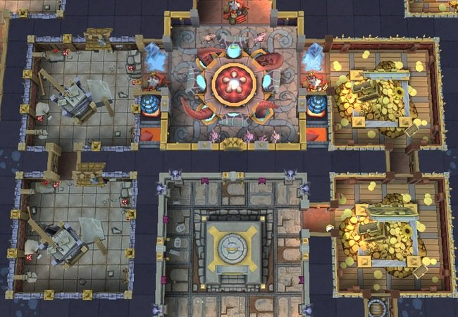 Dungeon Keeper Mobile Game