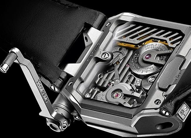 EMC Urwerk Watch