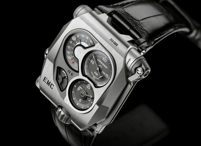 EMC Urwerk Watch