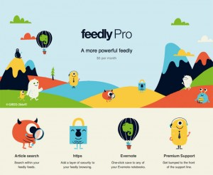 Feedly Pro Launches For $5 per Month or $99 For Lifetime Pro Subscription