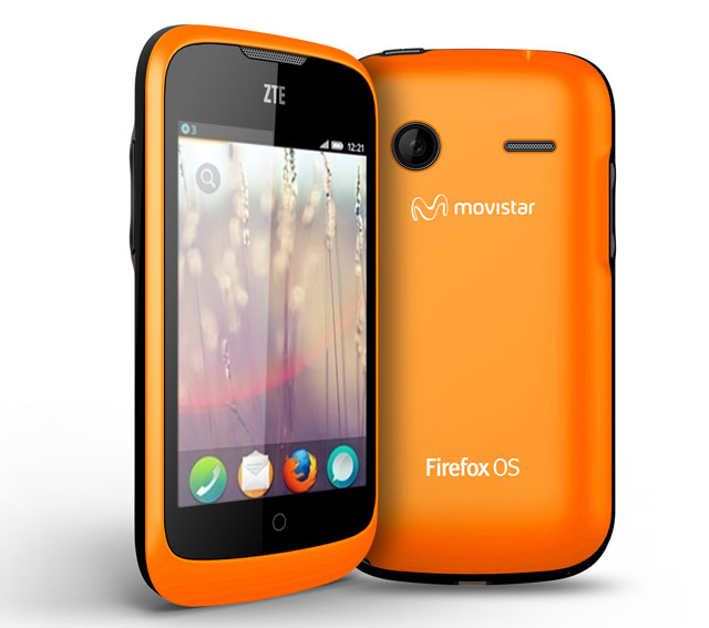 Firefox mobile OS