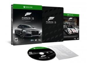 Forza Motorsport 5 Limited Edition Now Available To Pre-order for $80 (video)