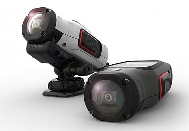 Garmin action camera