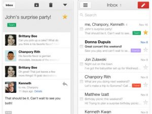 Gmail For iOS Update Adds Integration With Google Drive and Google+