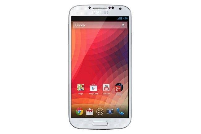 Google Edition Samsung Galaxy S4