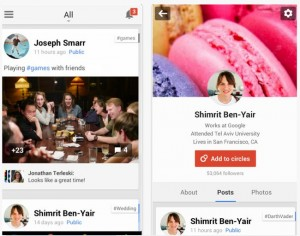 Google+ iOS App Update Replaces Messenger With Google Hangouts