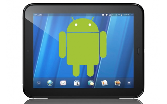 HP TouchPad Receives Unofficial Android 4.2 Update With Bluetooth Support