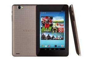 Hisense Sero 7 Pro Tablet Price Drops To $129