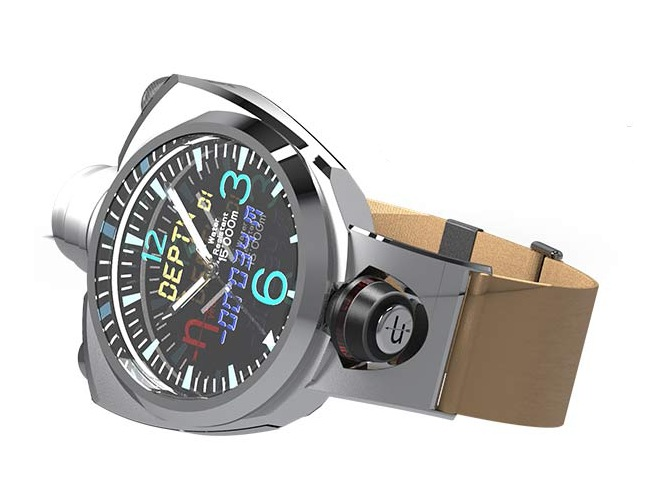 Hyetis Crossbow 41 Megapixel Camera Smartwatch Unveiled