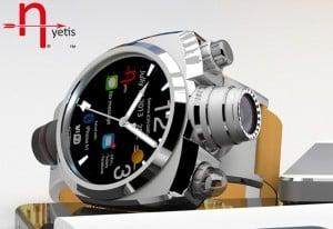 Hyetis Crossbow 41 Megapixel Camera Smartwatch Unveiled