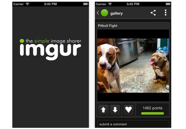 Imgur iOS App