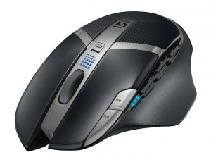 Logitech G602 Wireless Gaming Mouse Offers 250hrs Of Use On Single Charge